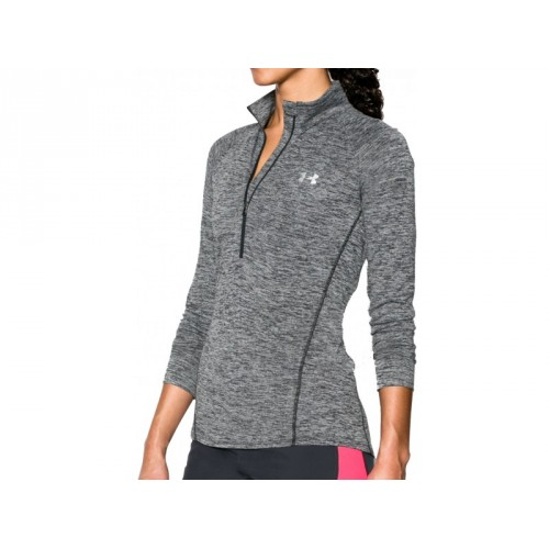 UNDER ARMOUR 1/2 ZIP TWIST, dámska mikina