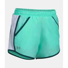 UNDER ARMOUR Fly By Short, dámske