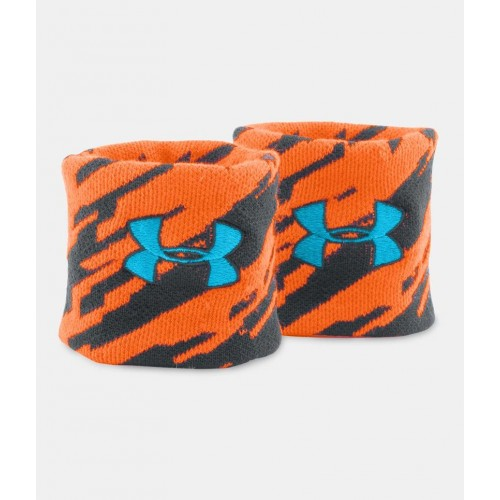 UA Jacquard Wristbands