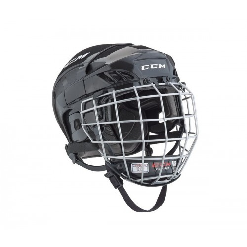 CCM Fitlite 40 Combo Senior, hokejová helma