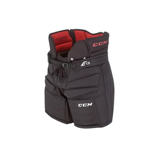 CCM EFlex 1.5 Junior, brankárske nohavice
