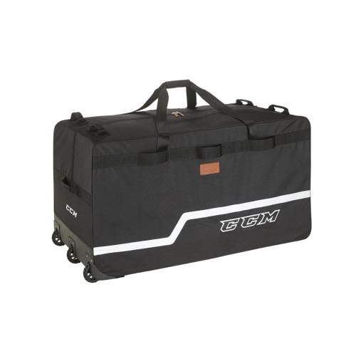 CCM ProPlayer, brankárska hokejová taška na kolečkách