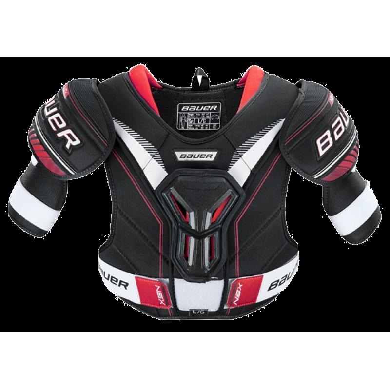 388abce92 BAUER S18 NSX Senior Hokejové chrániče ramien