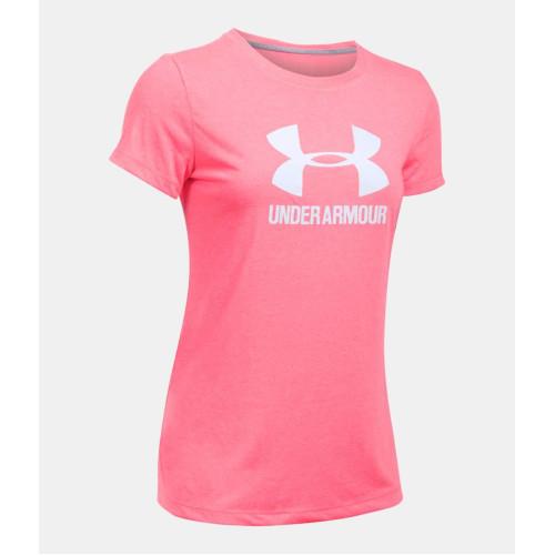 UNDER ARMOUR Threadborne Trn Sprt SSC TW, dámske tričko