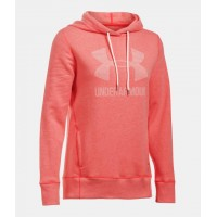 UNDER ARMOUR Favorite Fleece Sportstyle, dámska mikina