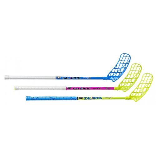 florbalova hokejka Salming AERO 35 MID 67cm