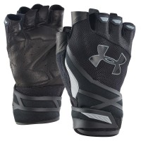 Men's Resistor Half-Finger Training Gloves