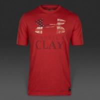 UNDER ARMOUR Cassius Clay, pánske tričko