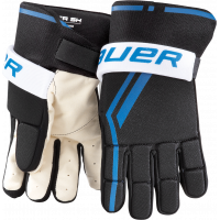 BAUER STREETHOCKEY GLOVES RECREATIF, hokejbalové rukavice