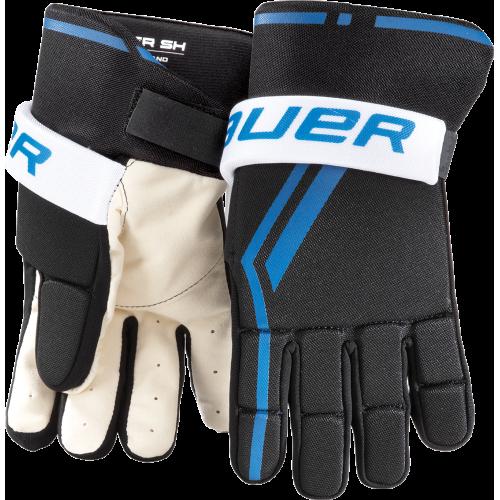 BAUER STREETHOCKEY GLOVES RECREATIF, hokejbalové rukavice