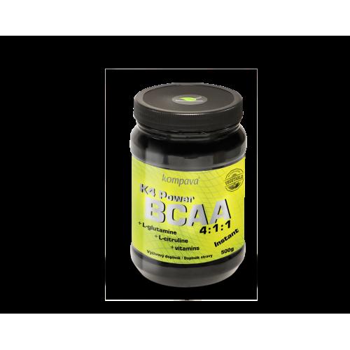 Instantné aminokyseliny K4 Power BCAA