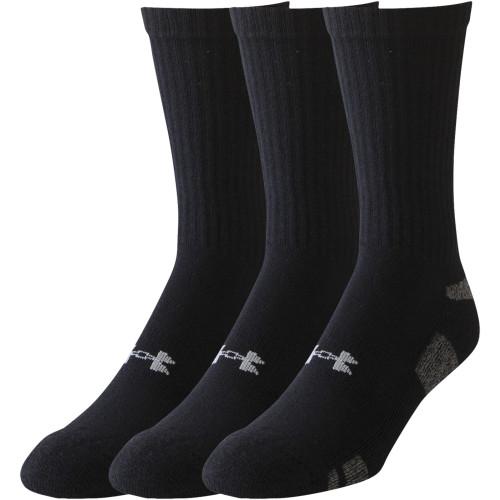 Ponožky HEATGEAR® 3 PACK CREW HEATGEAR® 3 PACK CREW