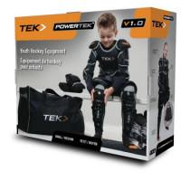 Powertek V1.0 Youth Starter kit - detský hokejový set