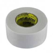 Páska na hokejku BIELA široká