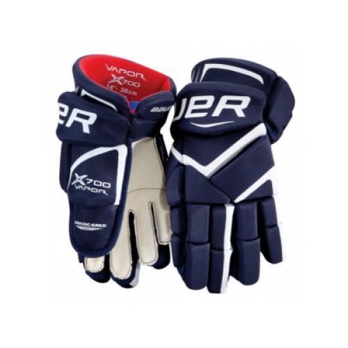 BAUER Vapor X700 Junior, hokejové rukavice