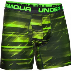 UNDER ARMOUR Boxerjock Original 6 Hypergreen, pánske boxerky