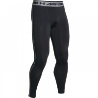 UNDER ARMOUR HeatGear Armour Compression Leggings, pánske