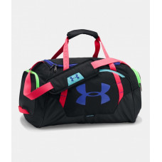 Undeniable Duffle 3.0 Farba BLK/PURPLE dámska taška