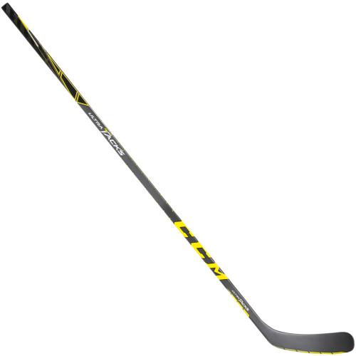 CCM Ultra Tacks Grip Composite Hockey Stick YTH
