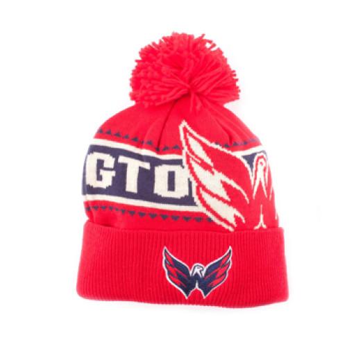 Reebok zimná čapica NHL vzor