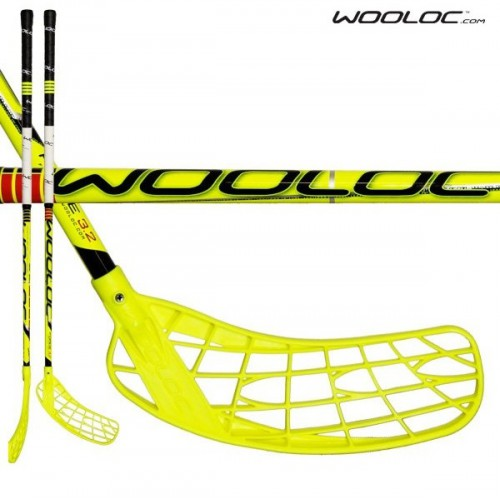 Wooloc Force 32 Yellow 75 Round NB 14