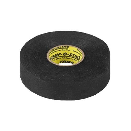 Páska na hokejku - čierna 24mm x 25m