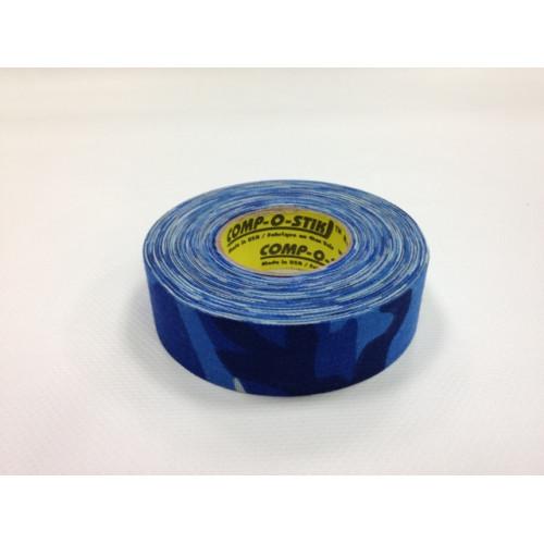 COMP-O-STIK BLUE CAMO 24mm x 18m