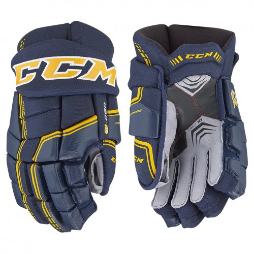 CCM Quicklite 290 Junior, hokejové rukavice