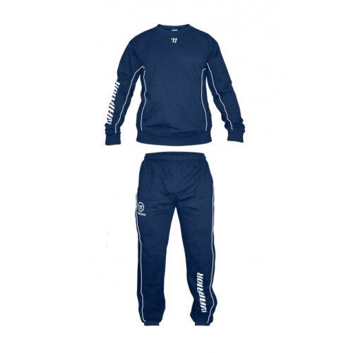 Warrior WarmUp Suit W2 Navy