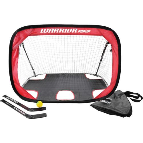 Warrior Mini Hockey Pop Up Team KIT 2Net