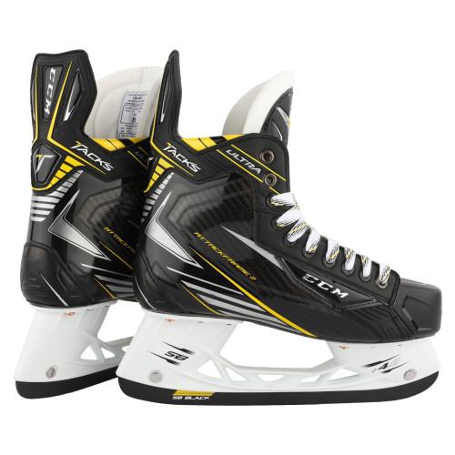 CCM ULTRA TACKS Senior, hokejové korčule