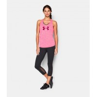UNDER ARMOUR Branded Tech Tank Twist, dámske tielko